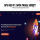 SPS Neo SMM Panel Script with 10 Payment Gateway
