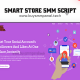 SmartStore SMM Panel Store with Paytm Module