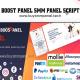BoostPanel Smm Panel Script With 11 Gateways