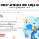 SmartPanel Advanced SMM Theme with Paytm Module